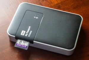 My Passport 1TB Wireless