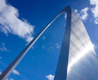 Gateway Arch, St Louis, MO