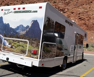 Rented RV