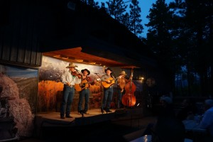 Bar-D Chuckwagon Supper Show