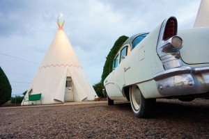Wigwam Motel, Holbrook AZ.