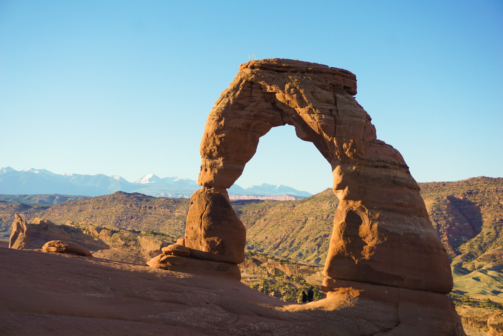 Delicate Arch, Arches National Park, UT