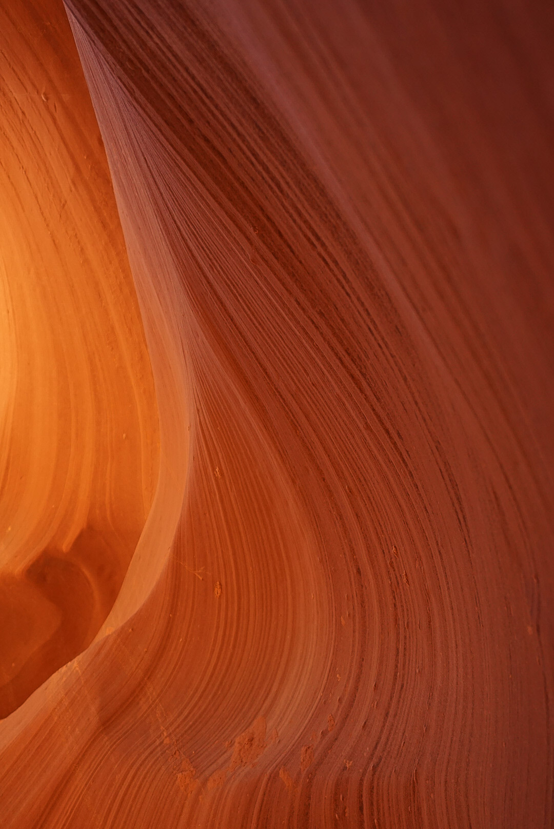 Image from Lower Antelope Canyon