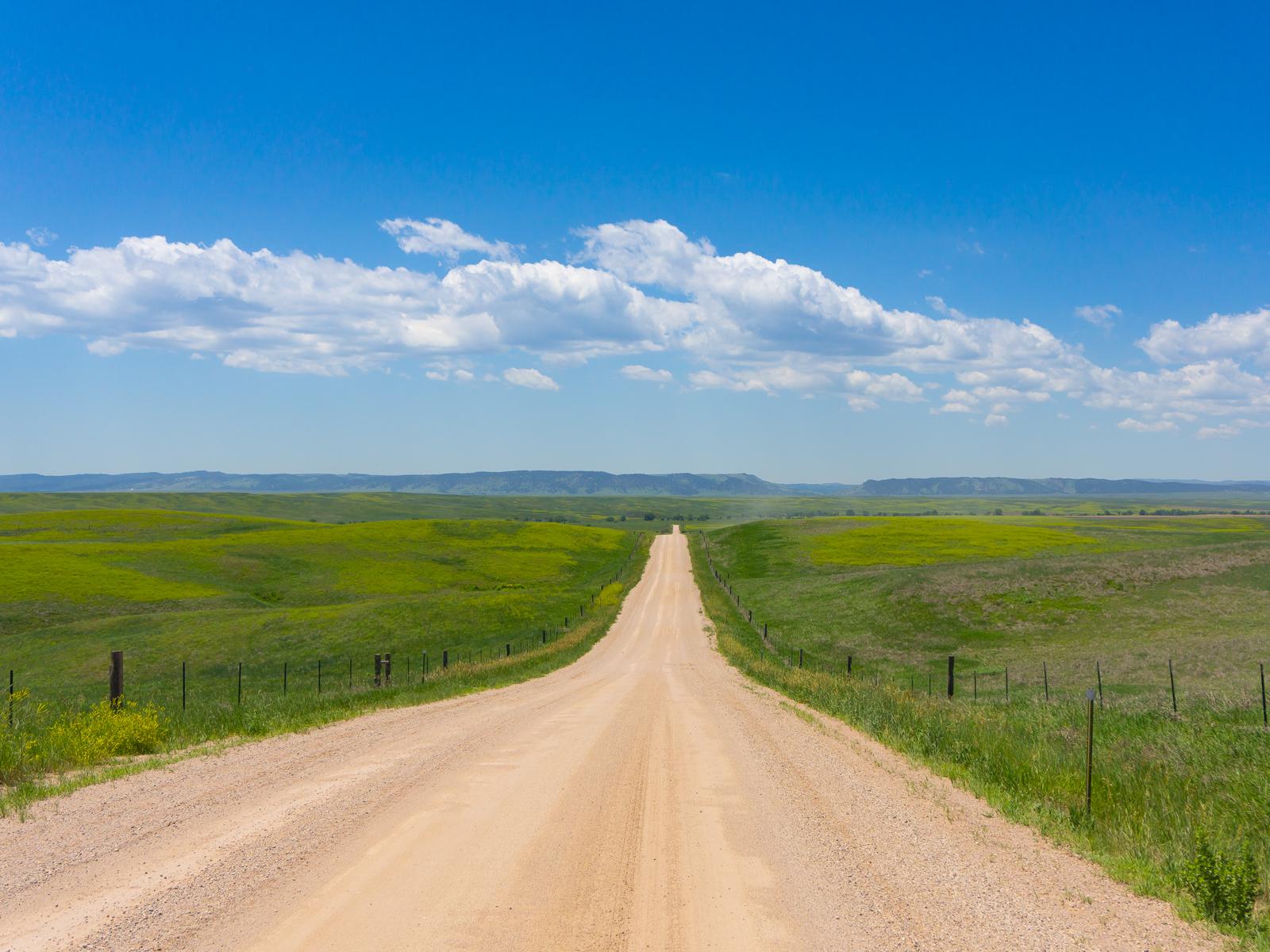 South Dakota farmland