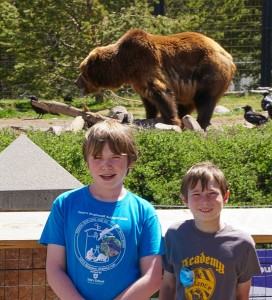 West Yellowstone Grizzly& Wolf Discovery Center