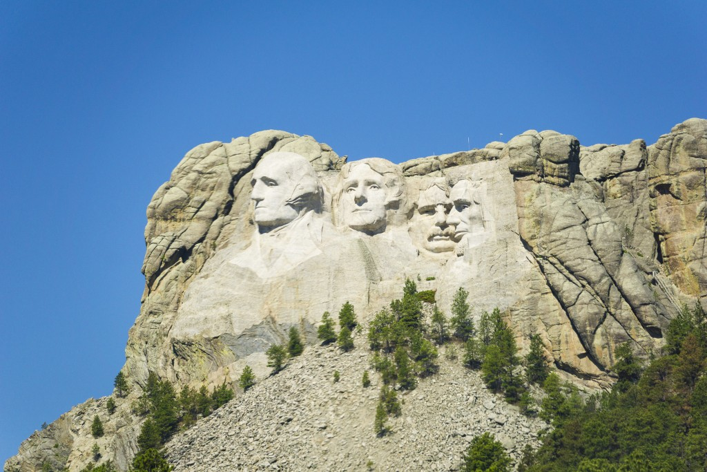 Visiting Mount Rushmore National Memorial