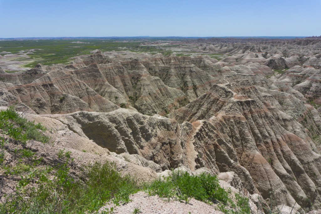 Another view of Badlands National Park